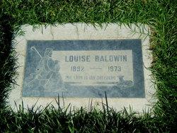 Louise Baldwin