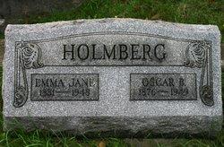 Oscar Brewer Holmberg