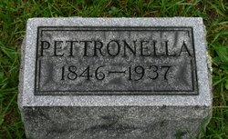 Petronella <i>Jacobsdotter</i> Holmberg