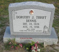 Dorothy J. <i>Thrift</i> Dennis