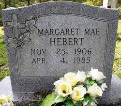 Margaret Mae <i>McBryde</i> Hebert