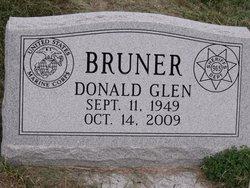 Donald Glen Bruner