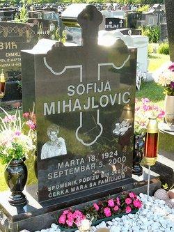 Sofija Mihajlovic