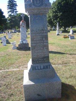 Martha Jane <i>Smith</i> Bellant