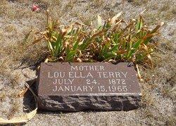Louella I Ella <i>Dinnel</i> Terry