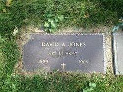 David A. Dave Jones