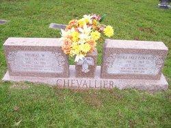 Nora Inez <i>Edwards</i> Chevallier