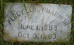 Percy Leroy Harmon, Sr.
