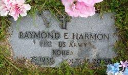 Raymond Elwood Harmon