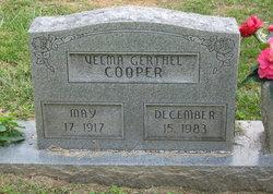 Velma Gerthel <i>Adkins</i> Cooper