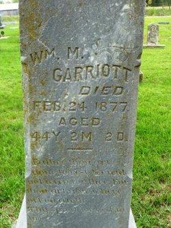 William Madison Garriott