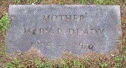 Mary P Deady