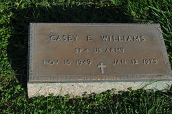 Casey E. Williams
