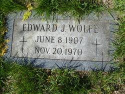 Edward J. Wolfe