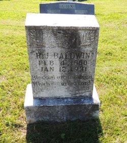 Rachel <i>Stayton</i> Baldwin