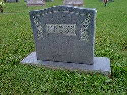 Virgie Marilla <i>Hilliard</i> Cross