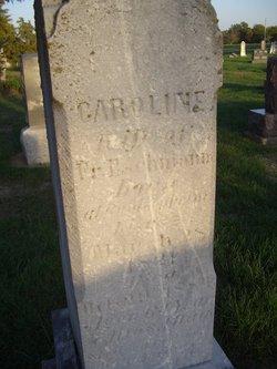 Caroline <i>Haeffner</i> Eschmann