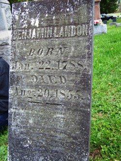 Benjamin Landon