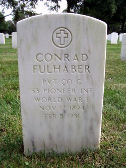 Conrad Fulhaber