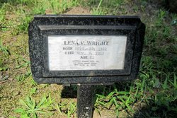 Lena V Wright