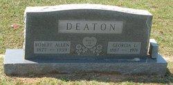 Robert Allen Deaton