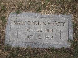 Mary Cecelia <i>O'Reilly</i> Elliott