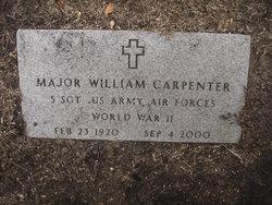 Major William Carpenter