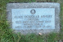 Alan Douglas Ashley