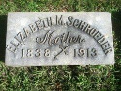 Mary Elizabeth <i>Dickman</i> Schroeder