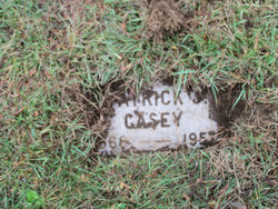 Patrick Joseph Casey