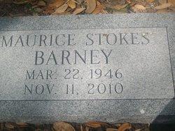 Maurice Stokes Barney