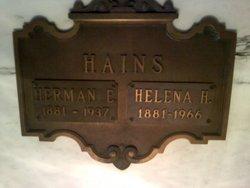 Herman Elmer Perry Hains