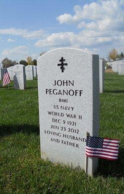 John Peganoff