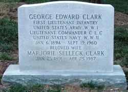Marjorie <i>Selleck</i> Clark