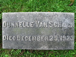 Dunnelle Van Schaick