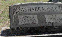 Fredonia Jane Donia <i>Carter</i> Ashabranner