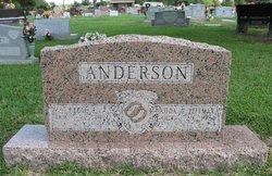 Oda B <i>Pittman</i> Anderson