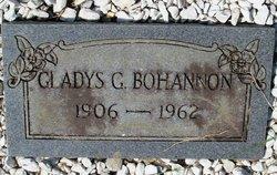 Gladys <i>Goble</i> Bohannon