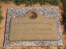 Janice <i>Dean</i> Brasher
