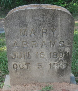 Mary Abrams