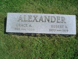 Grace Louise <i>Andrews</i> Alexander