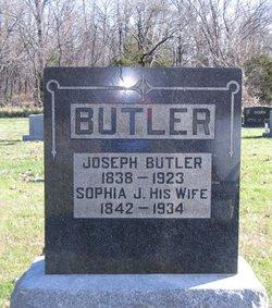 Sophia Jane <i>Welker</i> Butler