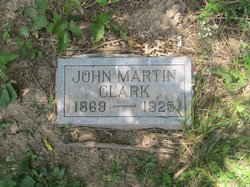 John Martin Clark