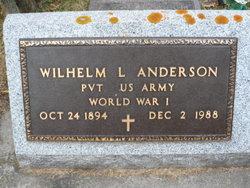 Wilhelm L. Anderson