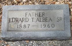 Edward Thomas Albea, Sr