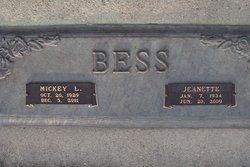Mickey L. Bess