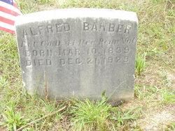 Alfred Barber