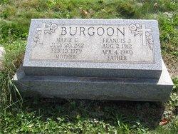 Francis Joseph Burgoon, II