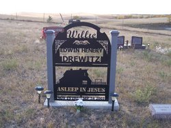 Edwin Henery Willie Drewitz