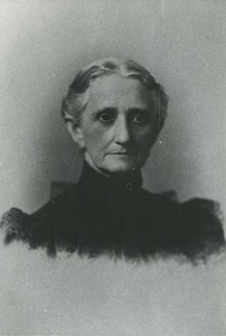 Mary S <i>Luther</i> Hoffman